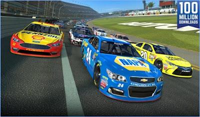 Game balapan android gratis terpopuler real racing 3