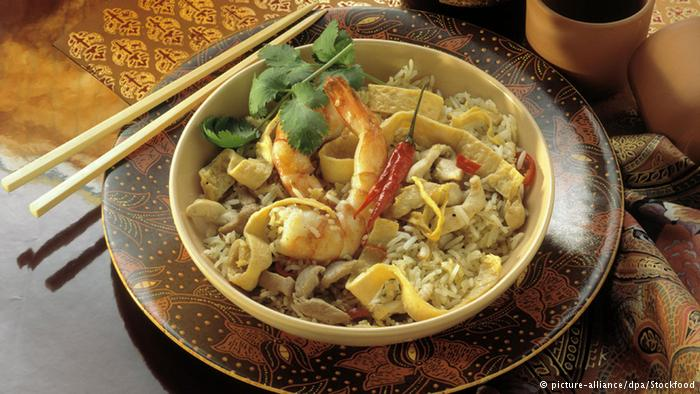NASI GORENG 5 Masakan Indonesia yang Dikenal Dunia