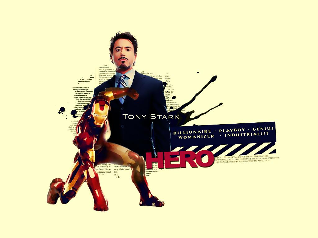 Tony Stark 4k Wallpaper: Robert Downey Jr