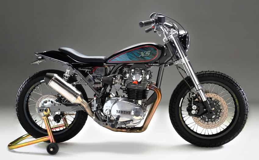 Exhaust: Xs650 Exhaust