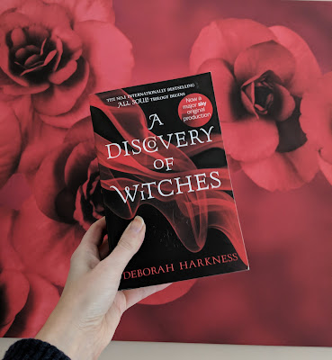 Book Review A Discovery of Witches