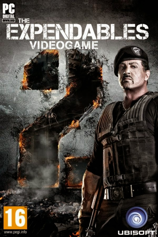 The Expendables 2 Game Wikipedia