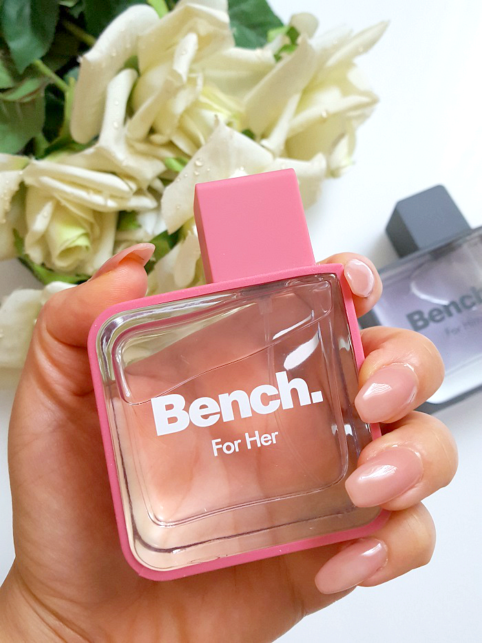 Fall Scents: BENCH For Her & For Him 3
