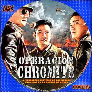 Operación Chromite Galleta Maxcovers