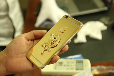 Do thay vo iPhone 6 chinh hang