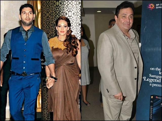 Rishi Kapoor Twitted on Yuvraj Singh and Hazel Keech's Marriage