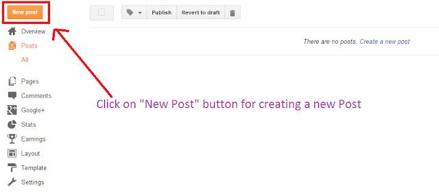 كيفية عمل مدونة بلوجر blogger من شركة جوجل