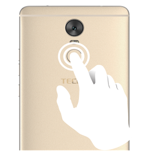 Tecno Phantom 6 plus Fingerprint