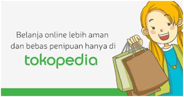 Belanja Online di Tokopedia Aman
