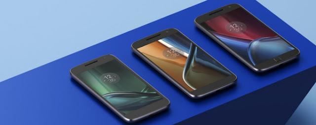Moto G4, Moto G4 Plus dan Moto G4 Play resmi diperkenalkan