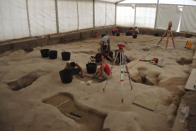 Residential camps from around 9,000 years ago found in Villena