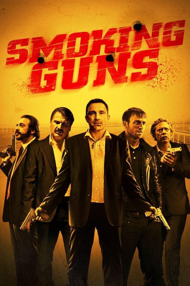 Smoking Guns [2016] [DVDR] [NTSC] [Subtitulado]