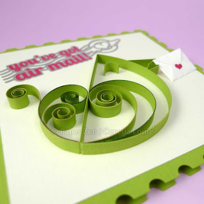 Paper Quilling a Bird Tutorial and Pattern - Inked Edges