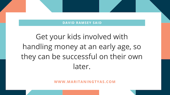 financial quote david ramsey