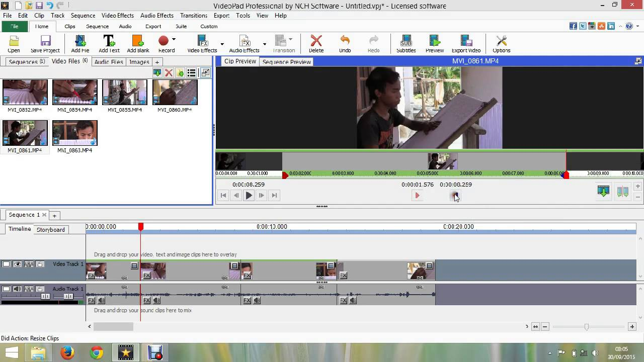 VideoPad Video Editor Professional 5.32 Full