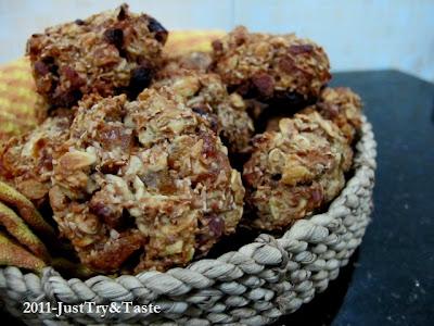 Resep Oatmeal Cookies Sehat JTT