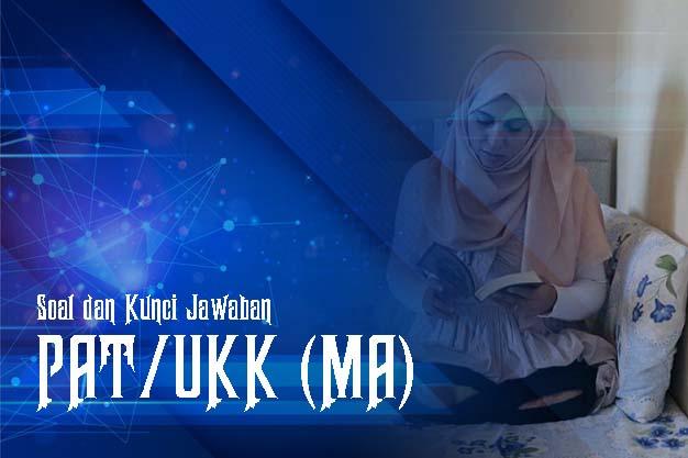 Soal PAT Quran Hadis Kelas 11