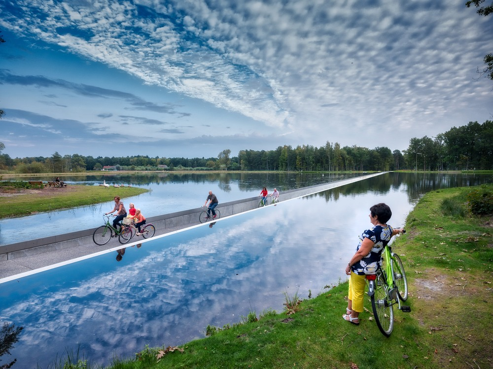 Cycling Through Water