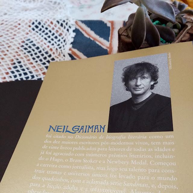 Autor Neil Gaiman Deuses Americanos