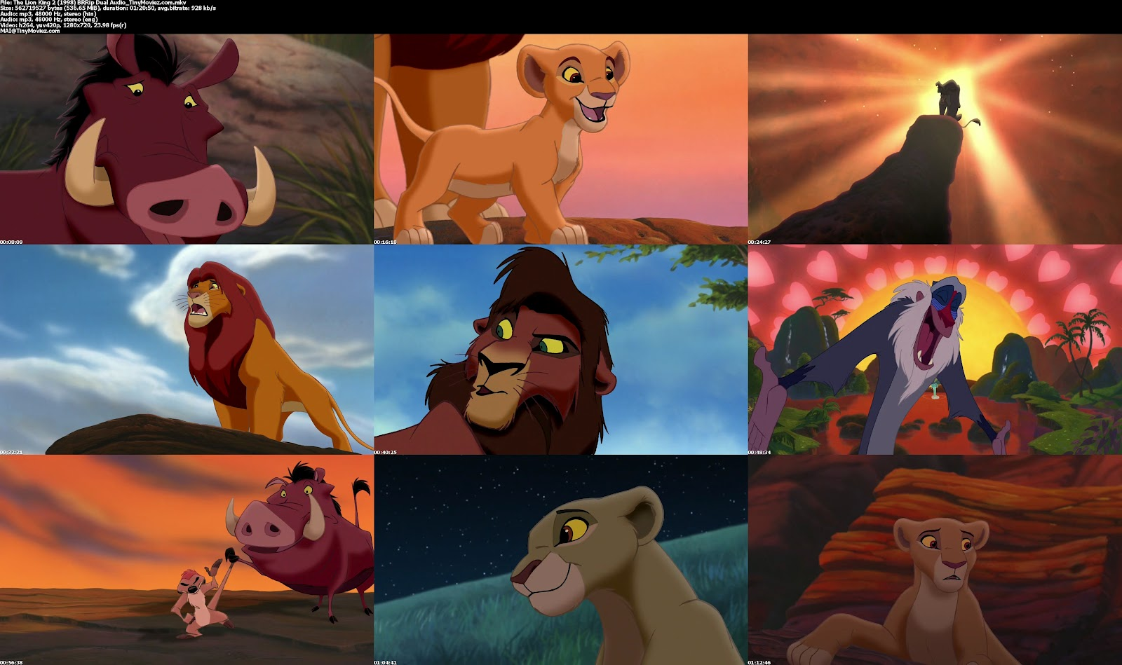 lion king full movie