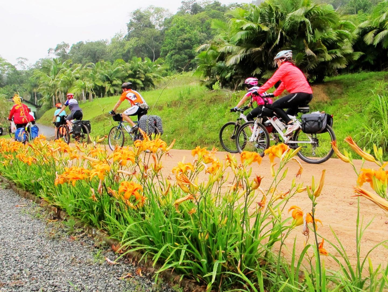 Circuito Vale Europeu : Velotour vale europeu pedala floripa