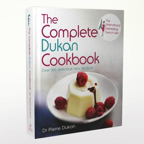 Dukan Kuren - Dukan diæten: Dukan Kuren kogebøger og opskriftsbøger