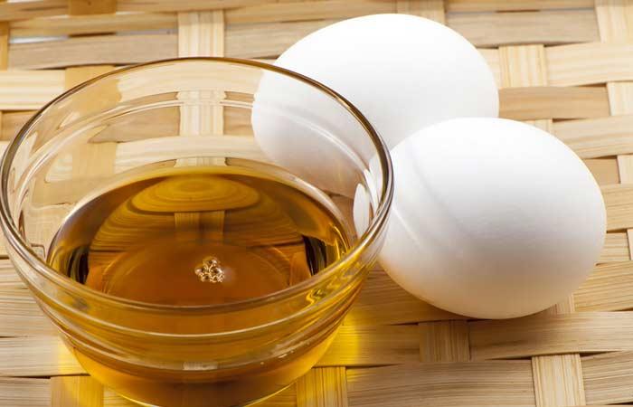 Hausgemachte-Conditioner-mit-Olivenöl-und-Ei sparen