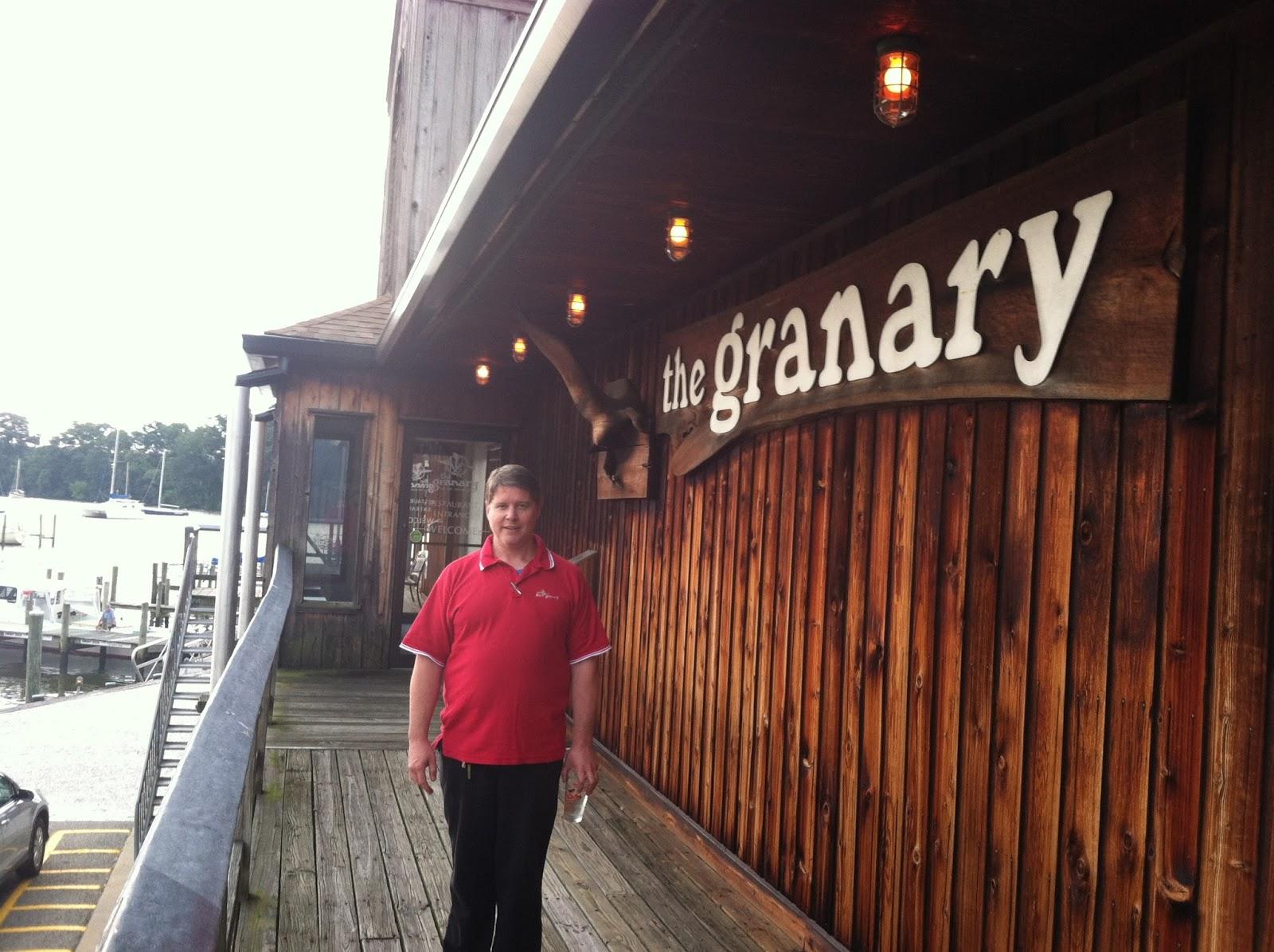 granary restaurant