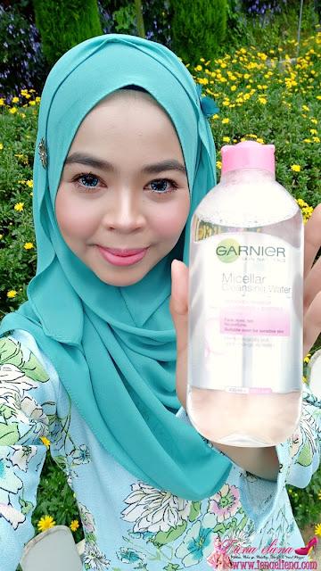 Garnier Micellar Cleansing Water Kini Di Hermo Malaysia