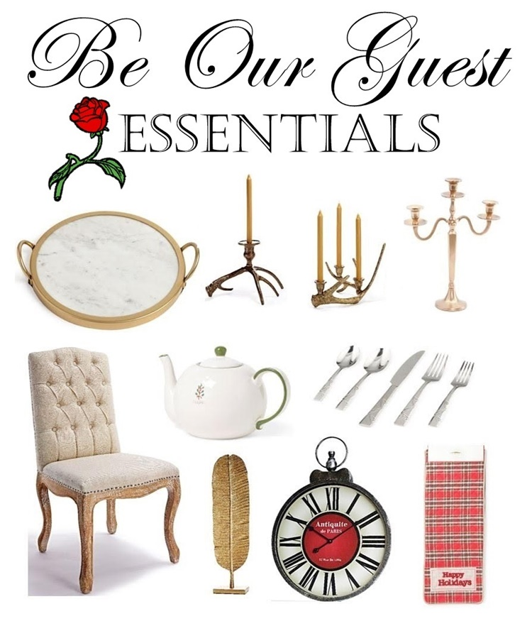 In honor of its recent 25th anniversary  Disney s classically beloved film   Beauty   the Beast  just released a new trailer for its upcoming 2017  release. Babblings of a Mommy   Be Our Guest  Essentials With T J  Maxx and