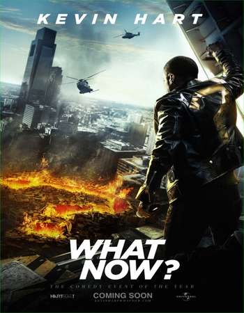 Poster Of Kevin Hart: What Now? 2016 English 700MB HDCAM x264 Free Download Watch Online downloadhub.net