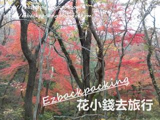 思連伊森林步道紅葉