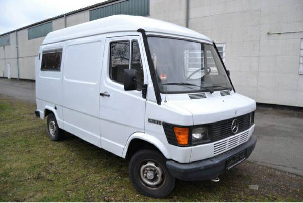 used rvs 1990 mercedes benz camper for sale for sale by owner