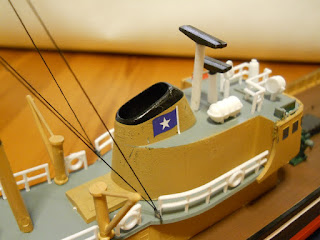 Revell Fishing Trawler model