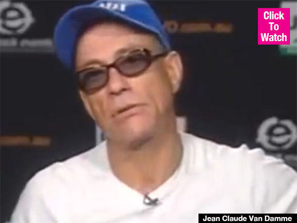 Jean Claude Van Damme Storms Out Of Interview: 'What The F*** Is Going On?' — Watch