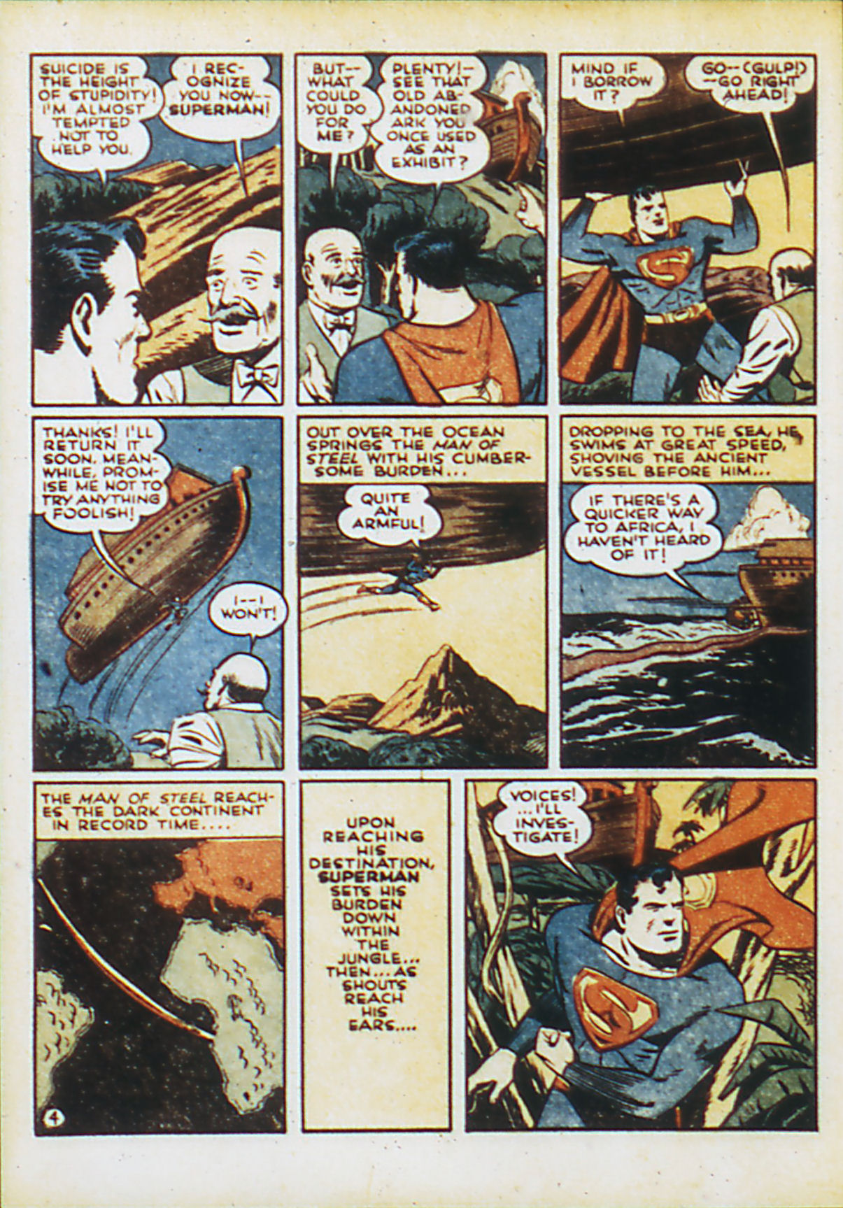 Action Comics (1938) 45 Page 6