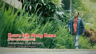 Lirik Lagu Kowe Isih Neng Kene - Didi Kempot