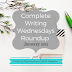Complete Writing Wednesdays Roundup - January 2017