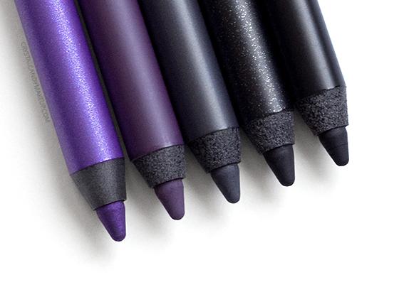 Make Up For Ever Aqua XL Eye Pencils M-10 D-12 M-14 M-80 I-90 Review