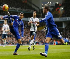 Chelsea Kembali Berada Di Puncak Klasemen, Setelah Berhasil Mengalahkan Tottenham Dengan Skor 2 - 1
