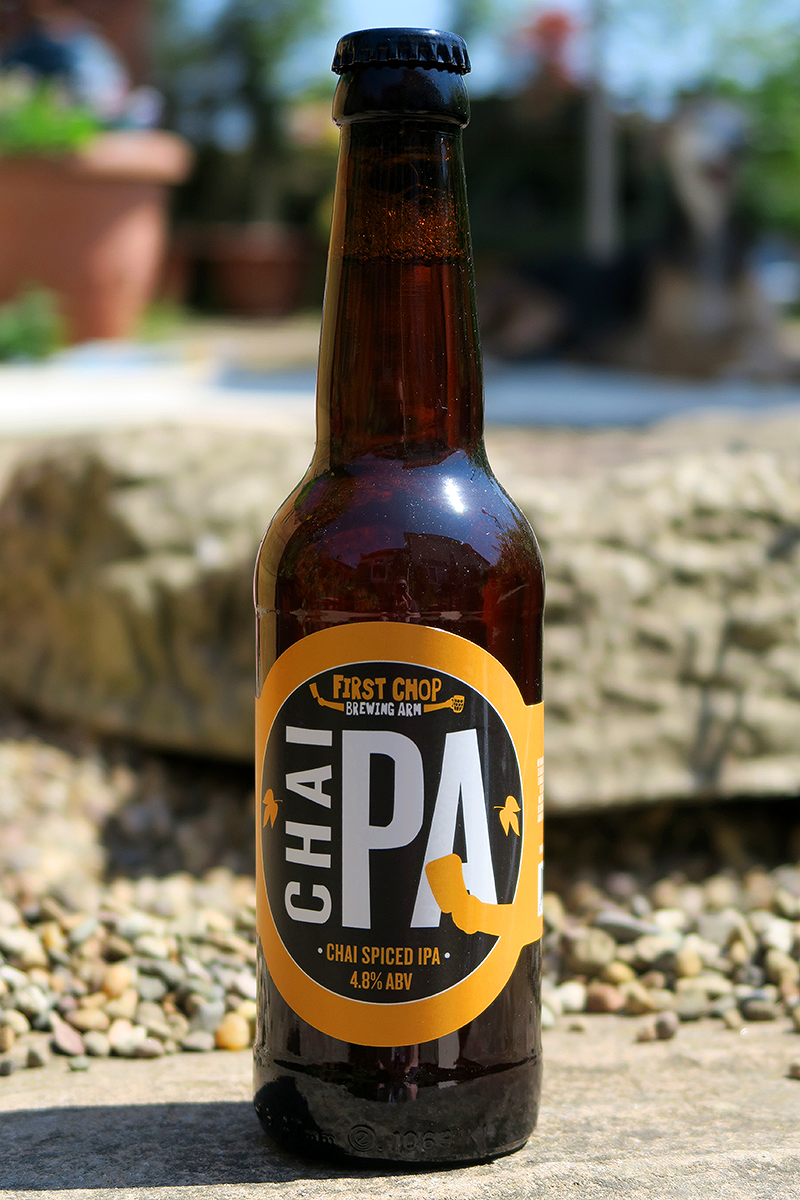 First Chop ChaiPA from The Beer Isle June Subscription Box - North West England