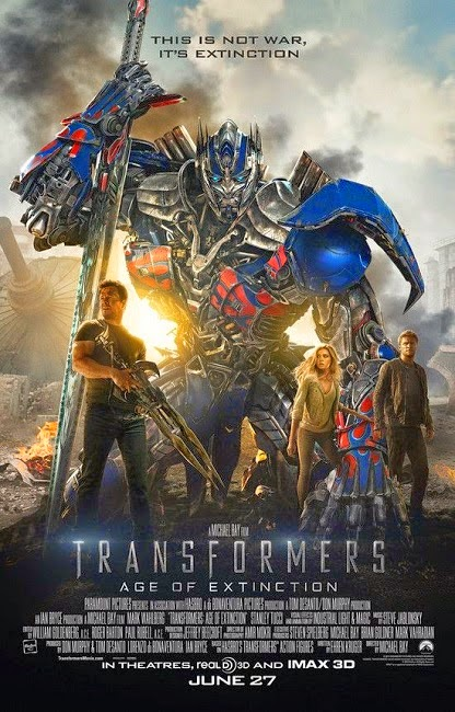 Transformers Age of Extinction 2014 Brrip ταινιες online seires xrysoi greek subs