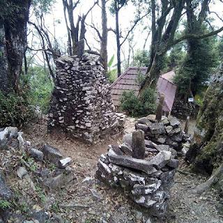 Candi Angin Duplak Tempur Jepara