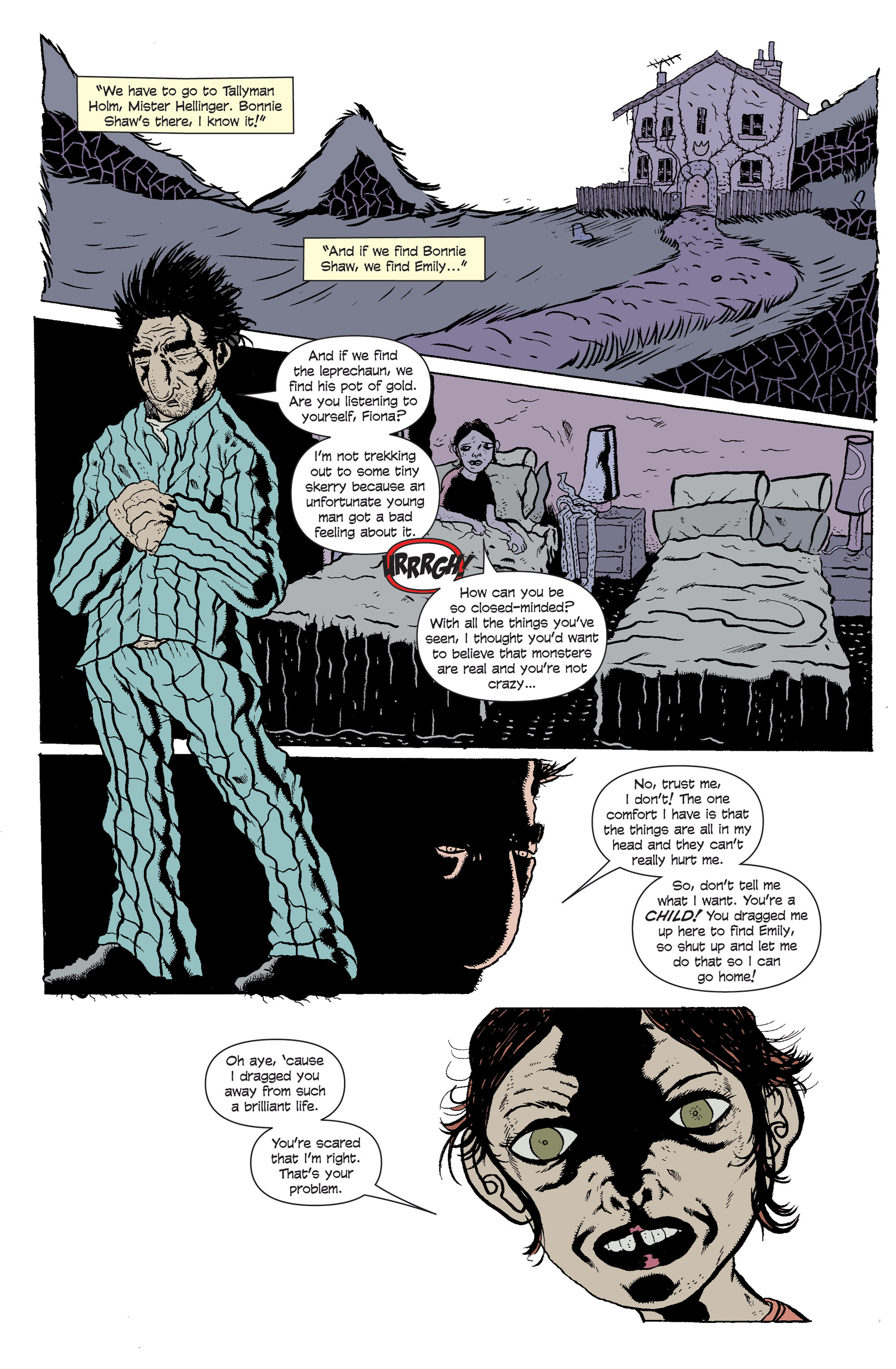 Read online And Then Emily Was Gone comic -  Issue #3 - 10