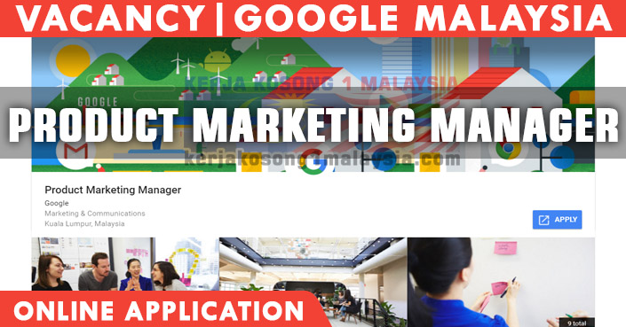 Google Malaysia Job Vacancy