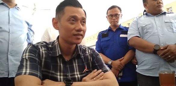 Ternyata Ini Alasan AHY Tak Hadiri Kampanye Akbar Prabowo di GBK