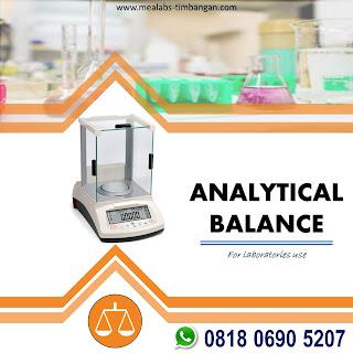 Timbangan Analitik