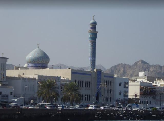 Corniche Muscat