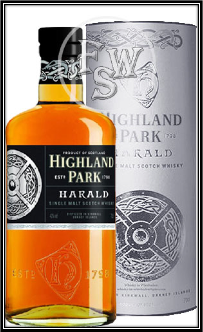 7325c28e6a6 Best Shot Whisky Reviews   Highland Park Harald Review