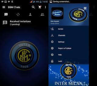 Bbm mod Inter Milan terbaru v3.2.3.11 apk